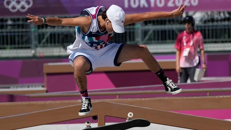 Jagger Eaton, nativo de Mesa y miembro del equipo de Estados Unidos, gana medalla de bronce