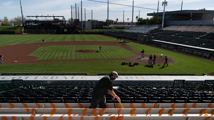 New Pac-12 Conference championship baseball tournament to be played in Scottsdale