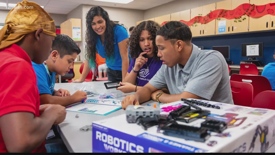 Boys & Girls Clubs of the Valley making a difference in the lives of Valley kids