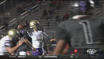 Notre Dame Prep edges Williams Field on final play