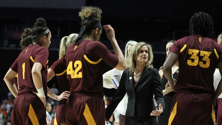 Arizona State holds on late, ousts Miami 57-55