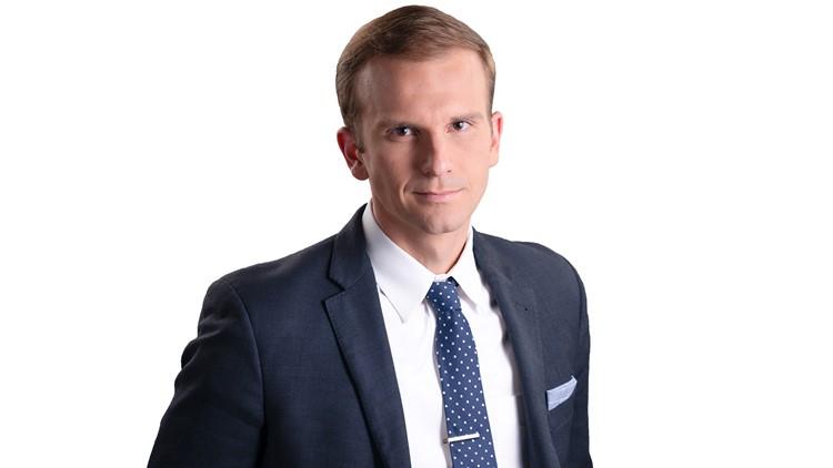 Michael Doudna - Reporter