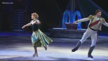Make a donation and get free tickets to Disney on Ice