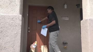 Phoenix Union HS District delivering groceries, clothes to low-income families