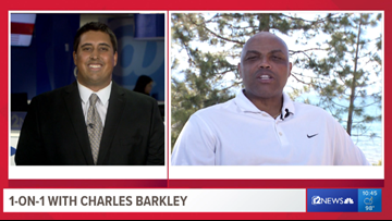 Charles Barkley guarantees Arizona Coyotes make playoffs, guarantees Suns don't