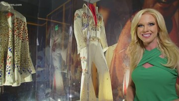 Krystle Henderson takes us on a tour of Graceland