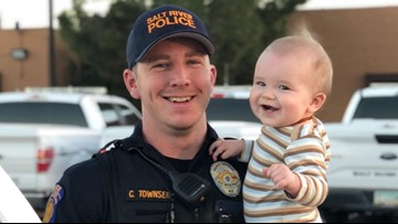 How to help Officer Townsend's family