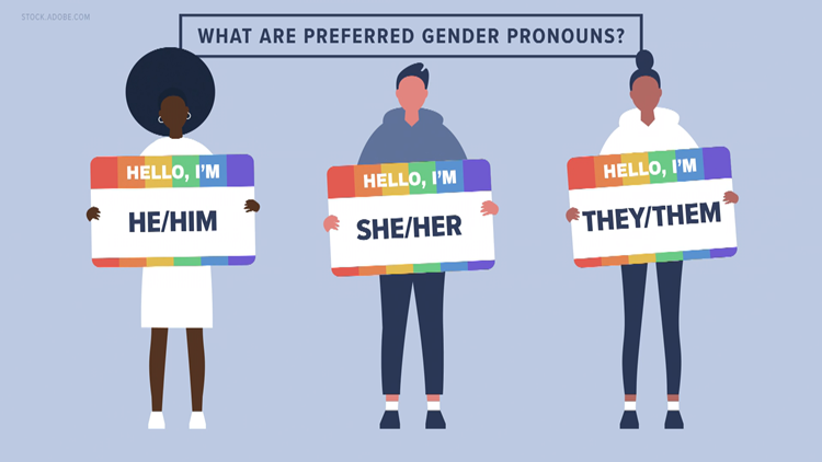 What are preferred gender pronouns and why are they being used more?