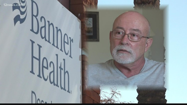 Tempe man disputes alleged ER billing error