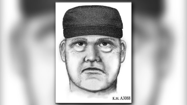 A sketch of the man suspected of shooting and killing renowned psychiatrist Steven Pitt. (Photo: Phoenix Police Department)