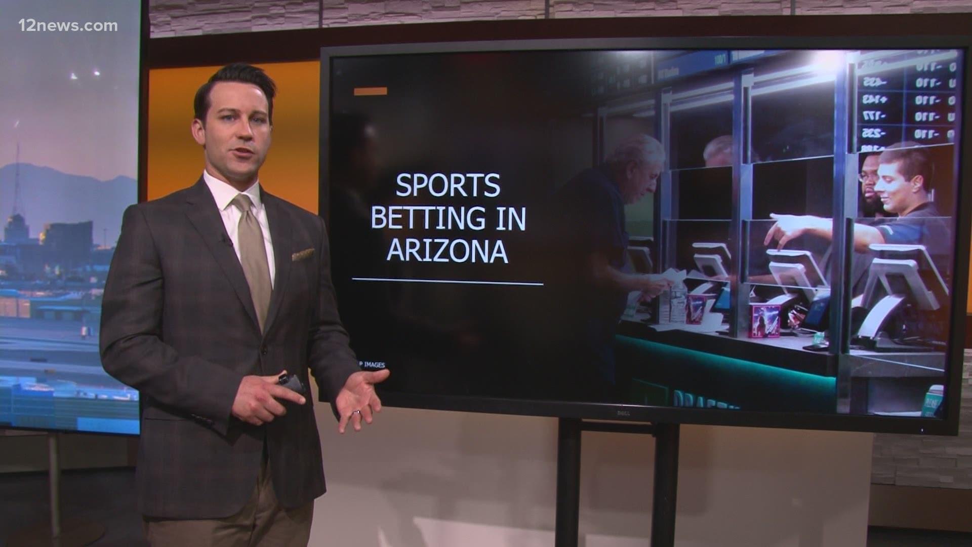 Is arizona intetested in sports betting flakey dove champion hurdle betting