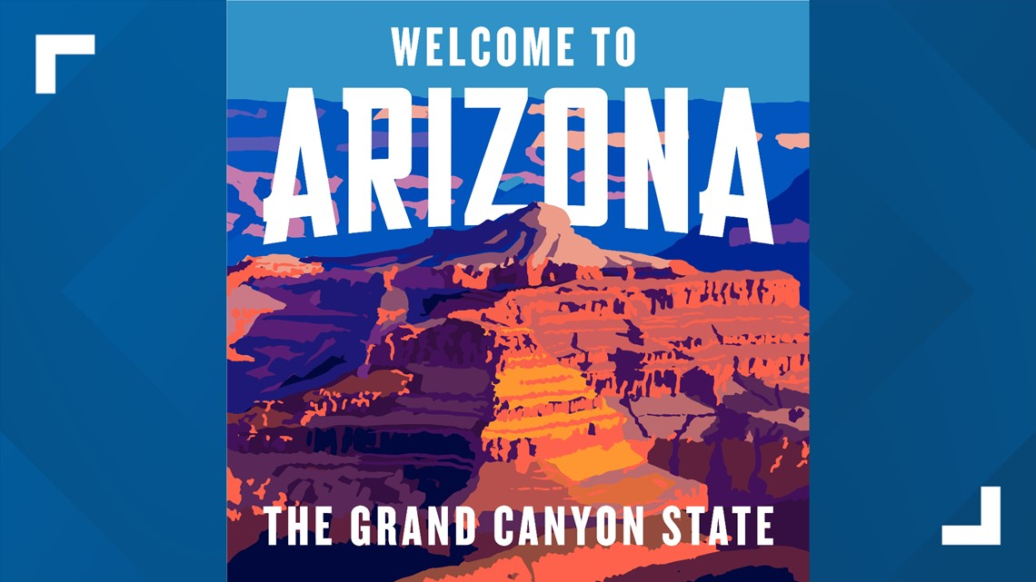 New 'Welcome to Arizona' signs