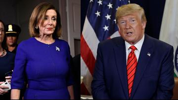 Arizona congressional members respond to Pelosi impeachment inquiry of President Trump