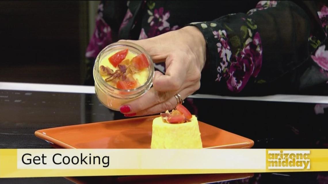Chef Lisa's Sous Vide Egg Bites