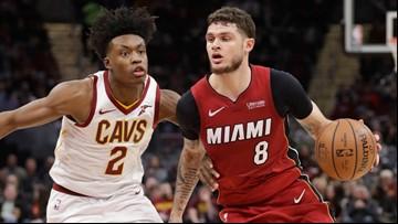 Phoenix Suns trade for Miami Heat guard Tyler Johnson, reports say