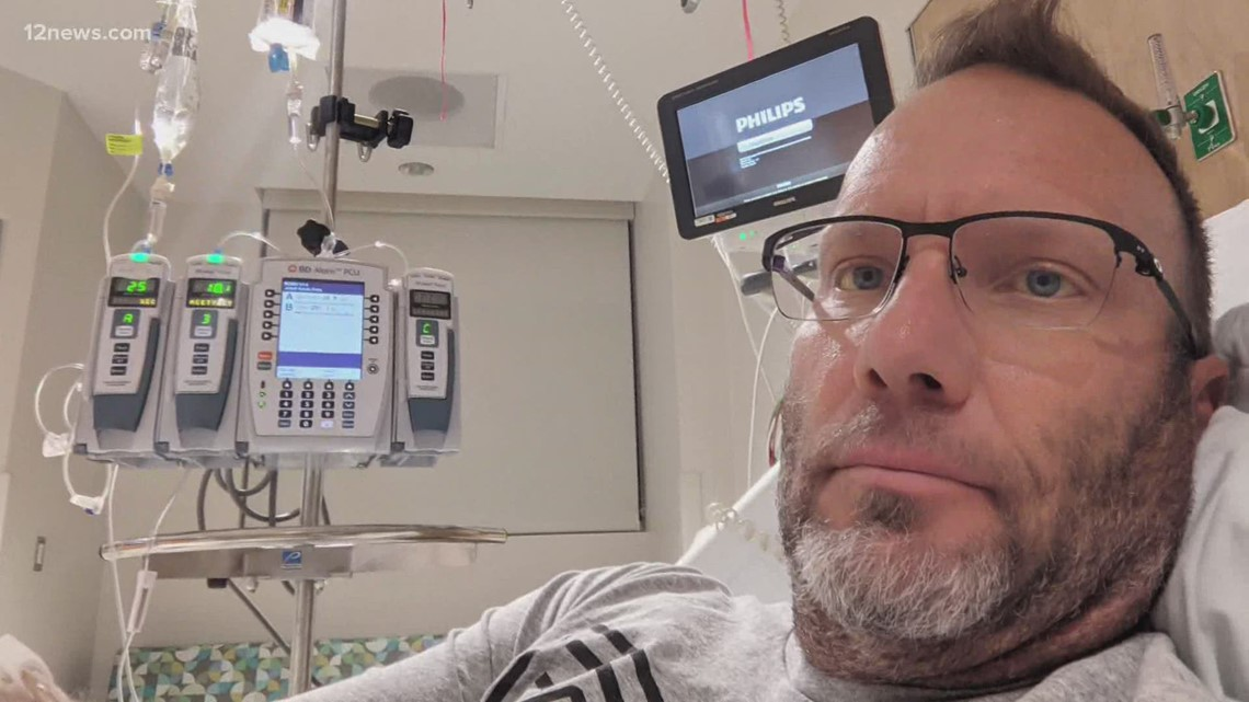 Supplements put Valley man in the hospital