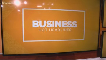 Wednesday's Business Hot Headlines