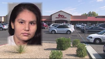 Child left in hot car, mother facing charges