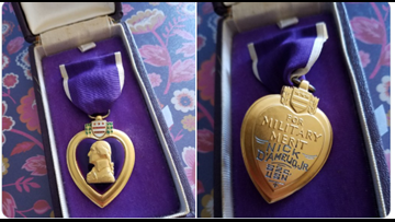 Tucson Goodwill asks for help returning donated Purple Heart