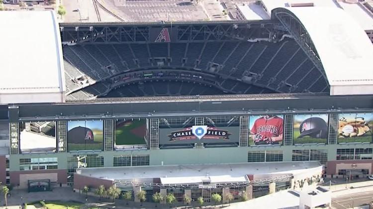 Informe: El béisbol podría estar de regreso con los 30 equipos jugando en Arizona