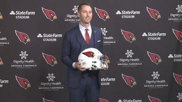 Who is Kliff Kingsbury? Arizona Cardinals introduce new head coach