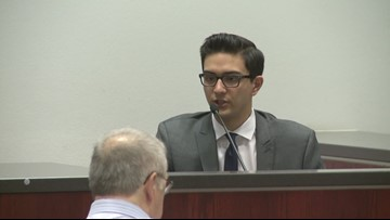Prosecutors agree to reduce murder charge in NAU shooting