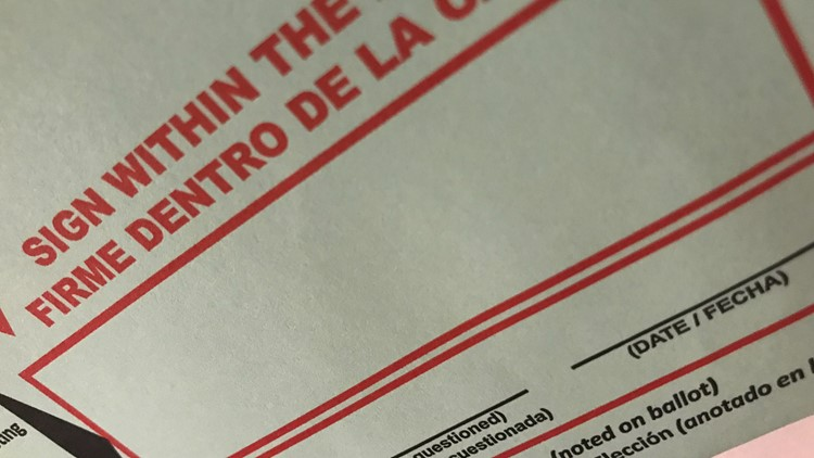 Arizona Senate votes to require ID with mailed ballot