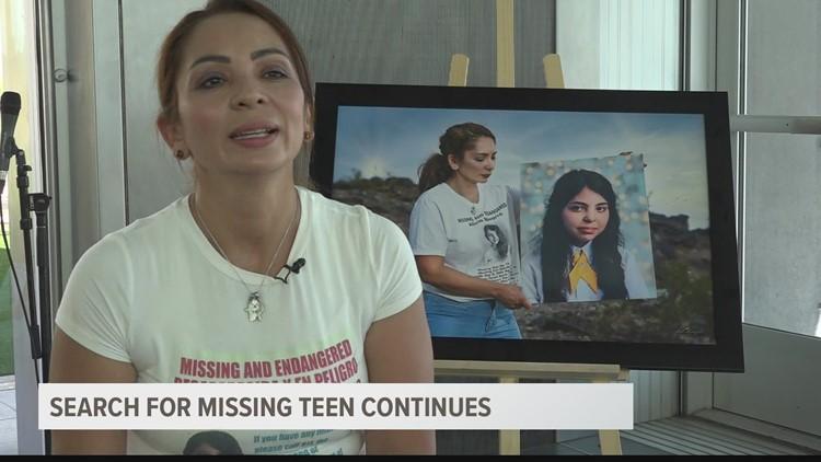 'Es hora de que regrese': Una madre de Glendale sigue en busca de respuestas a 2 años de la desaparición de su hija