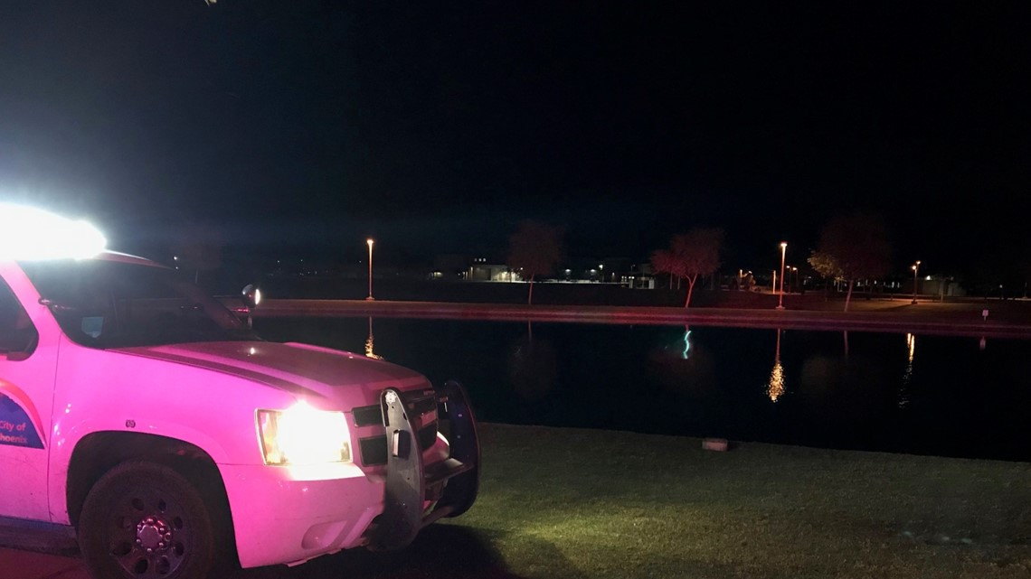 Phoenix PD: Stolen car recovered from pond in Laveen
