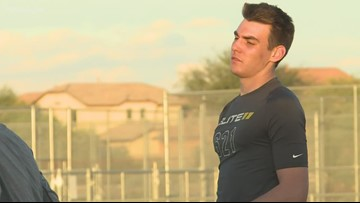 Pinnacle's JD Johnson to play instead of Rattler