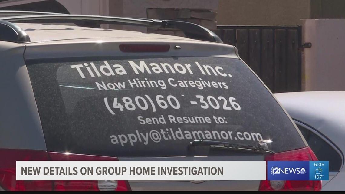 Arizona cites Tilda Manor Group Home for 23 problems amid murder investigation