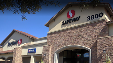 $1 million Mega Millions ticket sold at Phoenix Safeway store