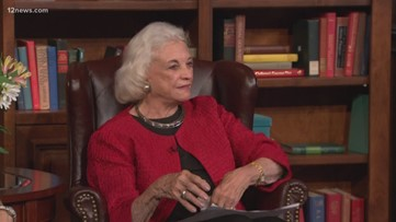 Sandra Day O'Connor's son shares on the family and the Justices' health