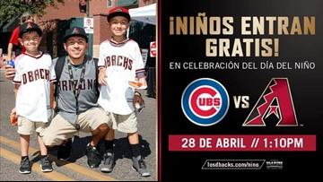 Celebración del Día del Niño, Show de autos clásicos, Cubs y Yankees se enfrentan a los D-Backs