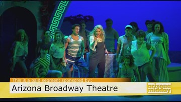 Mamma Mia! is Live at the Arizona Broadway Theatre