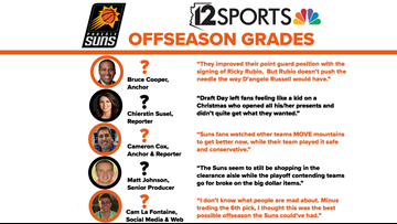 Staff picks: Grading the Phoenix Suns offseason