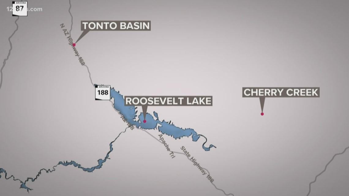 Cherry Creek missing person flood