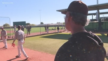 MLB working to increase African-American participation in baseball, hosting camp in Tempe