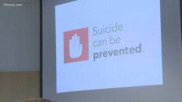 Preventing suicides is personal for 12 News, here's why