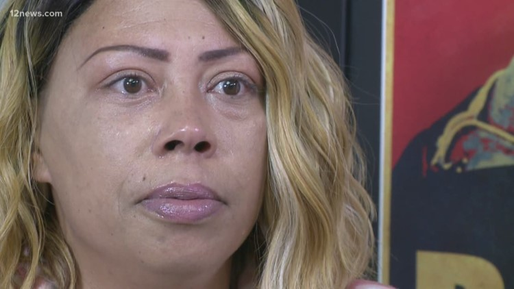 Woman who settled with Phoenix for $1.6 million over cavity search shares her story