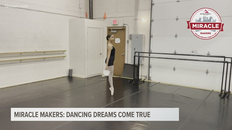 Miracle Makers: Keeping the dream alive for young classical dancer in Phoenix