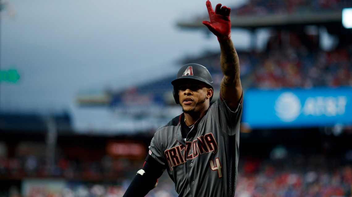 D-backs, Phillies break 17-year-old home run record