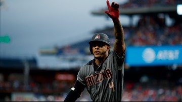 Ketel Marte ranked No. 44 on ESPN's top 100 MLB players heading into season