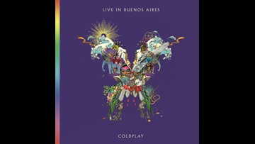 Coldplay Live In Buenos Aires Grand Prize Giveaway