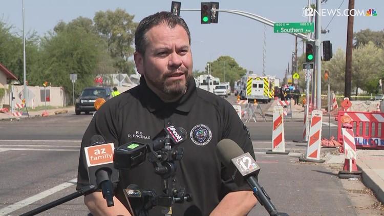 'The Mesa Police Department considers no threat a joke': After 5 schools receive threats, Mesa PD urges responsible social media