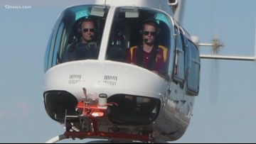 Investigators releases report on deadly helicopter crash near Fountain Hills