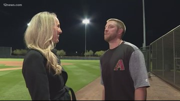 Everywhere A to Z: Pitchers and catchers report to Salt River Fields