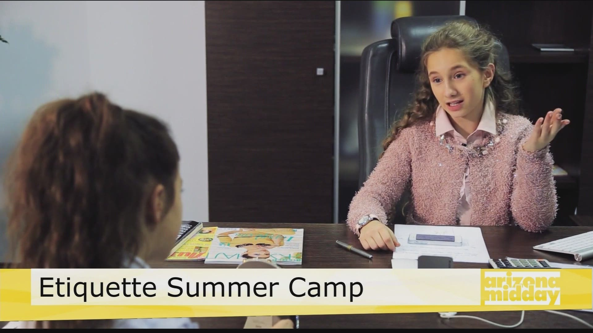 Summer Etiquette Camps for Kids and Teens | 12news.com