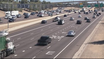 ADOT warns community about rolling closures on I-10 this weekend