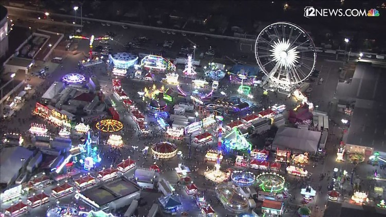 Arizona State Fair will remain at state fairgrounds for 2021